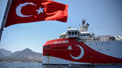 Turkey breaking blockade in Eastern Med. with Oruc Reis
