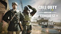 Call of Duty: Mobile'ın 9. Sezonu ''Fetih'' Başladı