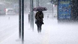 Meteorolojiden yarın için 6 ile sağanak yağış uyarısı yapıldı