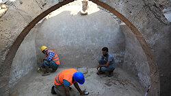 موغلا التركية.. العثور على صهريج للمياه عمره 700 سنة