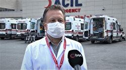 Prof. Dr. Oğuztürk'ten koronavirüs uyarısı: Deride döküntü belirtisi olabilir