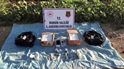 MİT ve jandarmadan ortak operasyon: Suriye'den bombalı eylem yapmak için Türkiye'ye gelen 2 terörist yakalandı