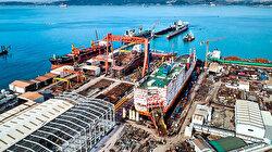 شركة تركية تستهدف جني 245 مليون يورو من صناعة السفن