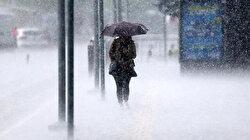 Meteorolojiden Rize ve Artvin için 'kuvvetli sağanak' uyarısı yapıldı