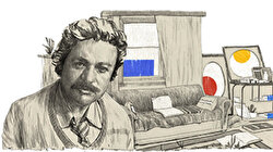 Google Doodle marks Turkish author Oguz Atay's birthday