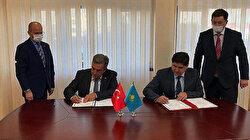 تركيا تتطلع لتعزيز التعاون مع كازاخستان فضائيا