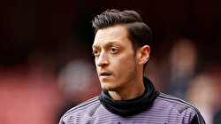 Ozil disappointed after being left out of Arsenal squad