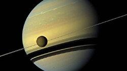 Titan'da garip bir molekül keşfedildi