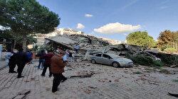 تركيا: أنباء عن انهيار 20 مبنى جراء زلزال إزمير