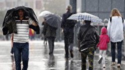 Meteorolojiden altı il için sağanak yağış uyarısı!