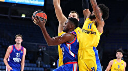 Anadolu Efes' Beaubois becomes week's MVP in EuroLeague