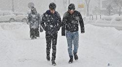 Meteoroloji uyardı: Doğu Anadolu'da 5 ilde kar bekleniyor