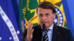 Brazil's Bolsonaro says he will not take coronavirus vaccine
