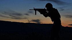 Barış Pınarı bölgesine sızma girişiminde bulunan 2 PKK'lı terörist etkisiz hale getirildi