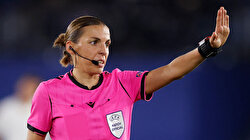 First woman to referee UEFA Champions League game