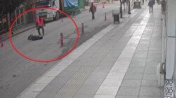 Elazığlı vatandaş deprem sırasında korkudan pencereden atladı