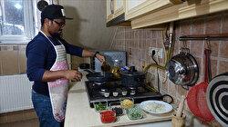 """النيبالي """"أنصاري"""".. من الهندسة إلى روائع المطبخ التركي"""