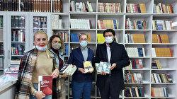 """""""يونس إمره"""" التركي يواصل دعمه للمدارس البوسنية"""