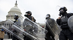 Washington'da sokağa çıkma yasağı başladı: Polis Kongre binasını geri aldı