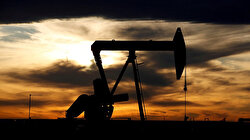 Oil up on inventory fall, protests in US