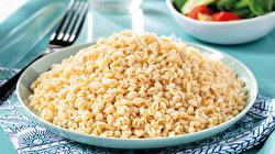 Pirinç yerine bulgur