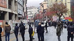 Polisin öngörüsü bir faciayı engelledi
