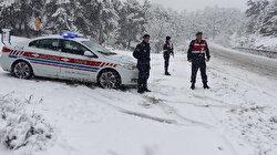 Meteorolojiden 4 il için kuvvetli yağış ve kar uyarısı