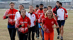 Turkish athletes train in Ethiopia for Tokyo Olympics