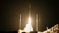 SpaceX launches record 143 satellites on single rocket