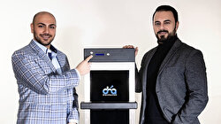 Turk-Germans develop automatic touch screen disinfector