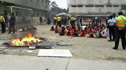 Ekvador'da 3 ayrı kentte cezaevi isyanı: 50 mahkum öldü