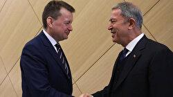 مباحثات تركية بولندية حول قضايا إقليمية ودفاعية