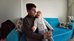 Babanın oğlu için istediği bir tek bebek arabası: 'Balık pulu' hastalığı olan Arda'ya 11 yıl ömür biçildi