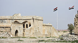 Historical Kirkuk castle awaits restoration in Iraq