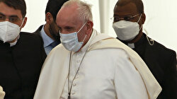 Pope Francis calls for end to violence from Iraq's Ur