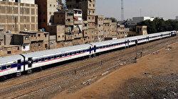 Train accident in Pakistan kills one