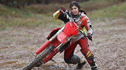 Turkish female motocross rider to race in World C'ship