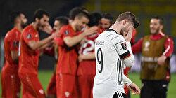 قدم.. ألمانيا تسقط في أرضها أمام مقدونيا