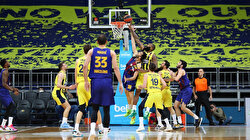 Fenerbahce lose to Barcelona 82-73 in EuroLeague