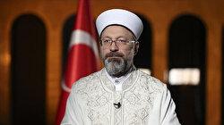 تركيا.. رئيس الشؤون الدينية يطالب إسرائيل بوقف ظلمها للفلسطينيين