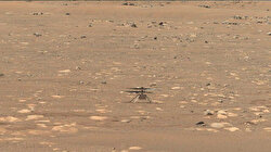 Mars'ta ilk uçuş denemesi