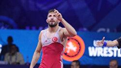مصارعة حرة.. التركي سليمان أطلي يحرز ذهبية في بطولة أوروبا