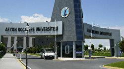 Afyon Kocatepe Üniversitesi 33 Öğretim Üyesi alıyor