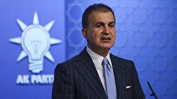 AK Parti Sözcüsü Ömer Çelik'ten İsrail'e tepki: Dünya dur demeli