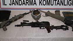 Siirt'te ele geçirildi: Etkisiz hale getirilen teröristlere ait