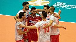 كرة طائرة.. المنتخب التركي بطلا لأوروبا