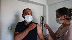 Almanya'da aşı randevusu alamayan vatandaş memleketi Tunceli'de aşısını oldu: Orada randevu almak çok zor