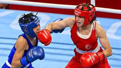 أولمبياد طوكيو.. التركية جاقر أوغلو تتأهل لنصف نهائي الملاكمة