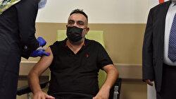 TURKOVAC aşısı faz 3 çalışması kapsamında gönüllülere uygulanmaya başlandı