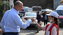 Bakan Soylu'dan Bozkurt'ta 20'nci gün paylaşımı: El birliğiyle çalışmaya devam